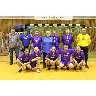 Stará garda - 23 2018 - turnaj Rokycany